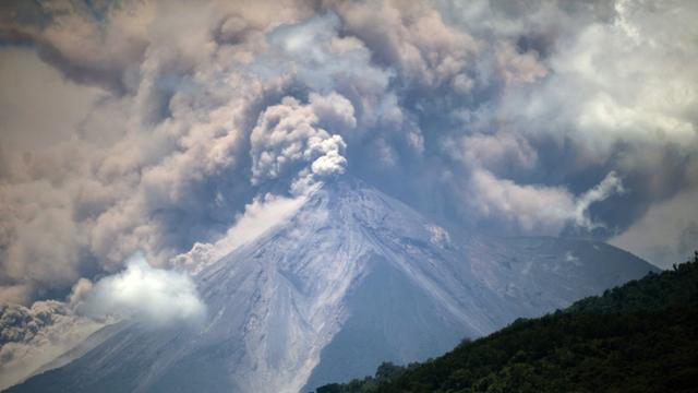 Vluchtelingen vulkaan Guatemala weer thuis