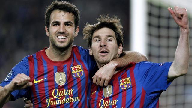 Strafschoppen Messi helpen Barça voorbij AC Milan