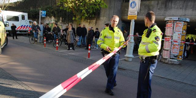 117 gewonden door treinbotsing Amsterdam