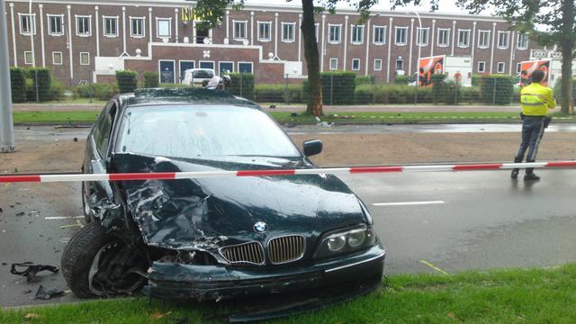 Politie gaat fatale straatrace naspelen