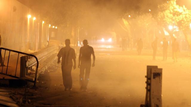 Dode en gewonden bij demonstraties ambassades