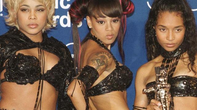 Meidengroep TLC zint op comeback