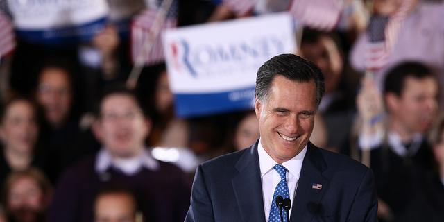 Romney verrassend populair in zuiden