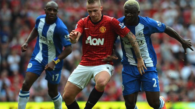 Droomdebuut Büttner bij Manchester United