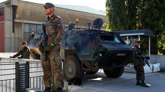 Grote NAVO-oefening in Estland