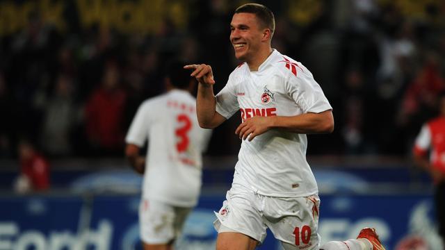 Duits international Podolski tekent bij Arsenal