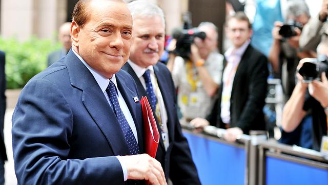 Eigen partij moffelt Silvio Berlusconi weg