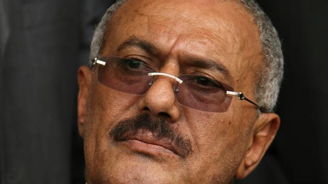Saleh berispt door VN-gezant Jemen