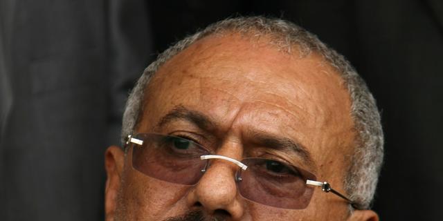 Saleh haalt uit naar oppositie