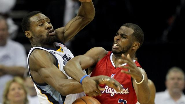 Clippers langs Grizzlies in NBA ondanks flinke achterstand