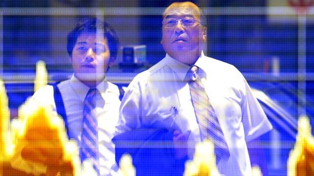 Nikkei met verlies de dag uit