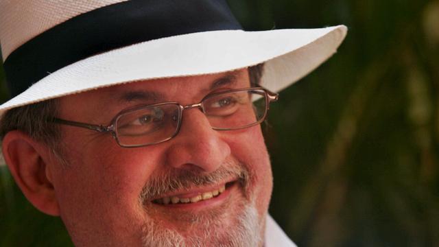 Rushdie via video bij festival India