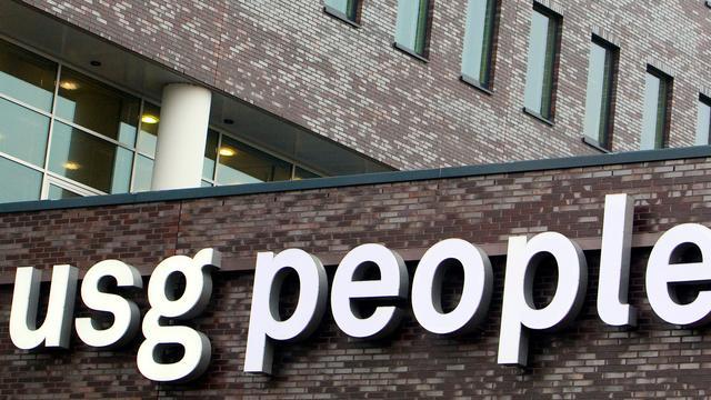USG People boekt meer winst bij dalende omzet