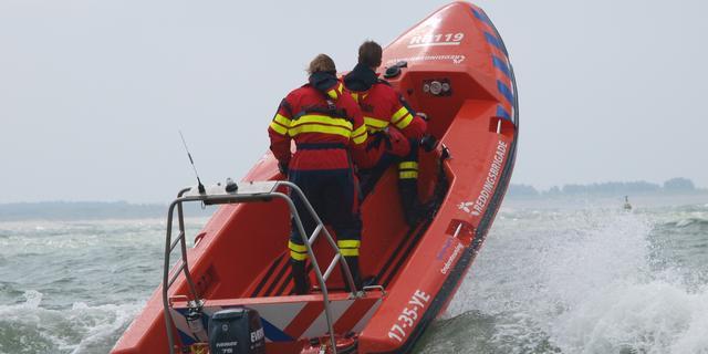 Reddingsbrigade Nederland helpt tientallen kitesurfers