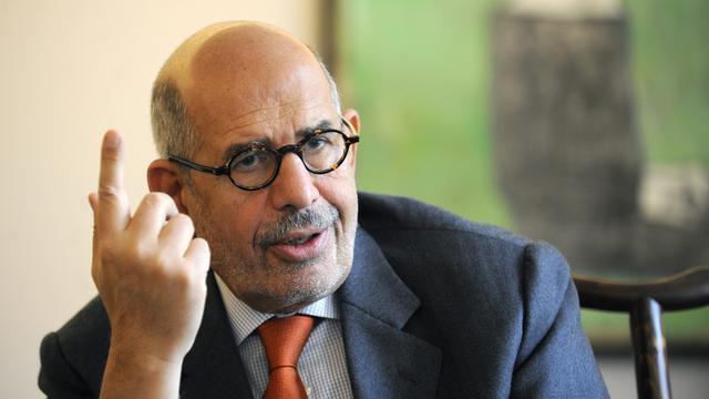 ElBaradei keert terug in Egyptische politiek