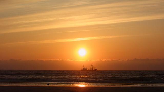 Visser dobbert 106 dagen op zee