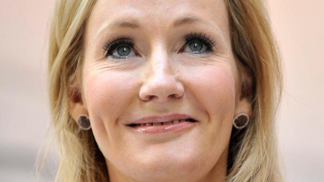 Nieuwste boek J.K. Rowling bestseller