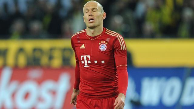Bayern stoomt Robben klaar voor topper tegen Dortmund