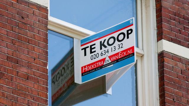 Huizenkoper in Amsterdam duurder uit dan sociale huurder