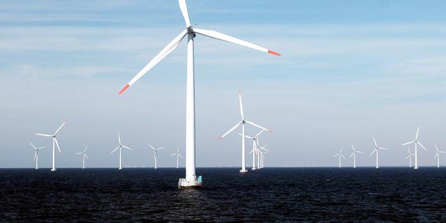 Vestas wil grootste windmolen op zee