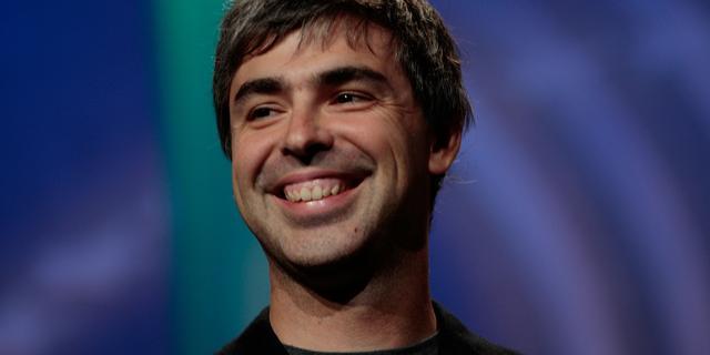 Google-oprichter verkozen tot zakenman van het jaar