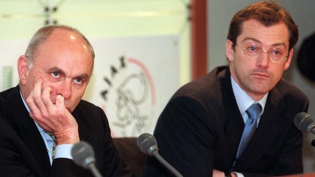 Oldenhof en Pieloor in bestuursraad Ajax