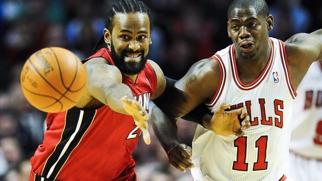 Chicago Bulls langs Miami Heat in NBA-topper