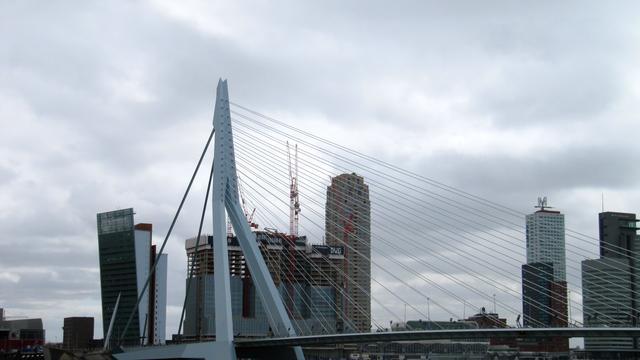 Rotterdamse winkels worden getransformeerd tot woningen