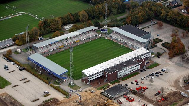 Zes punten aftrek voor Jupiler League-club FC Emmen