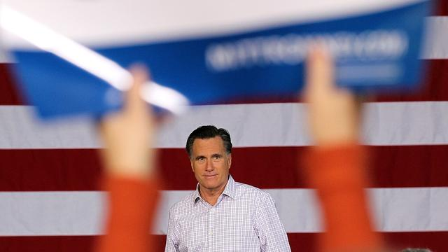 Romney wint in Washington