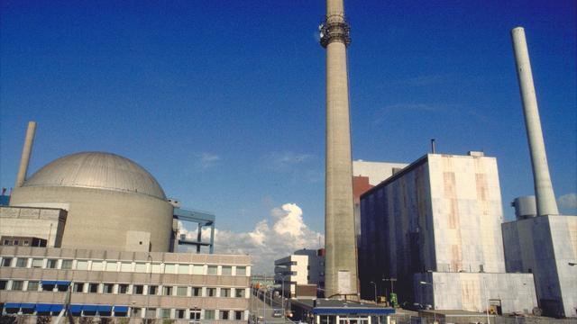 Kerncentrale Borssele tijdje uit bedrijf
