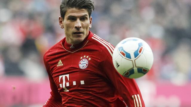 Spits Gomez langer bij Bayern München