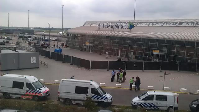 Sterke groei Eindhoven Airport