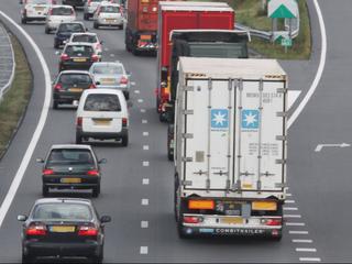 Snelweg twee weekeinden afgesloten voor verkeer richting Bergen op Zoom