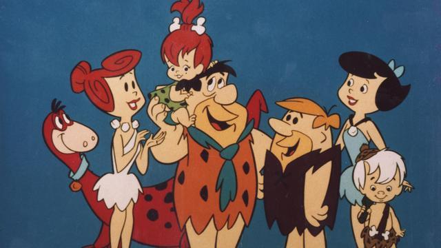 Nieuwe Flintstonesfilm in de maak