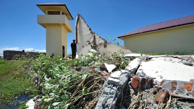 Landen om Indische Oceaan herdenken tsunami