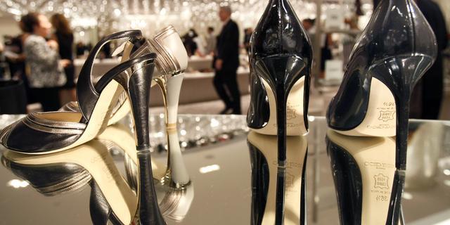 Nederlandse vrouw draagt liefst platte schoen