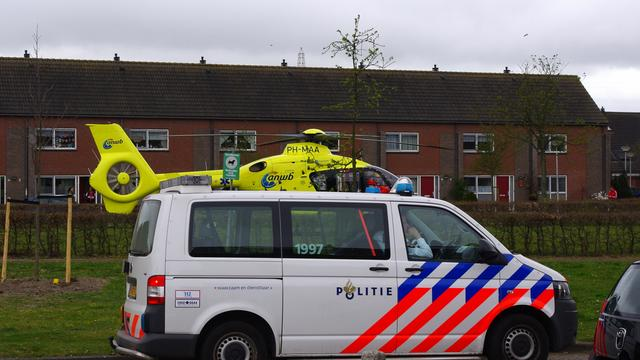 Politie doorzoekt huis Valkenswaard op explosieven