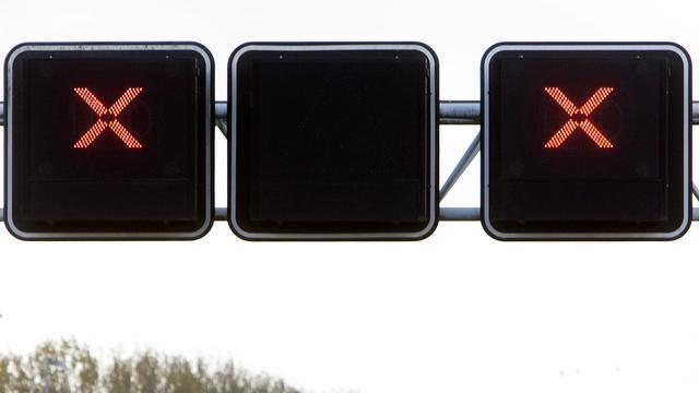 Verkeerschaos door haperende matrixborden