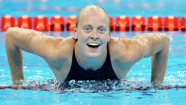 Zwemster Dekker verovert zilver en brons in Dubai