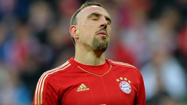 Ribéry met Bayern tegen club die hem afwees