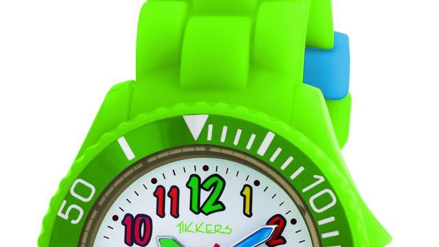 Nieuwe horloges leren kinderen klokkijken