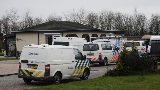 Verdachten inval woonwagenkamp vrij