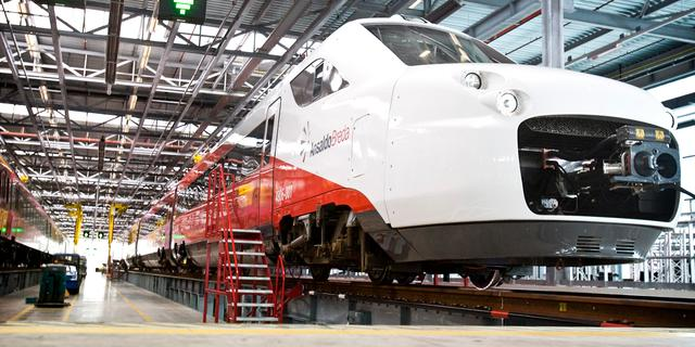 Bouwer Fyra eist 132 miljoen euro van NS