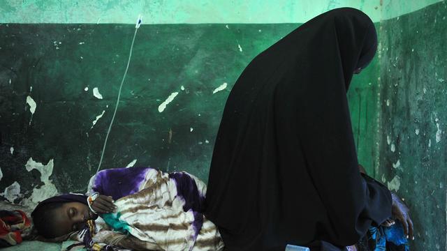 Burgerslachtoffers door bombardement in Somalië