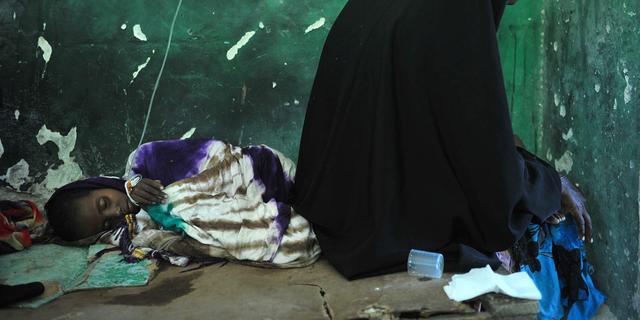 Aanslag op presidentsgebouwen Somalië
