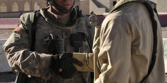 'Militair die Afghanen doodde lijdt aan depressie'