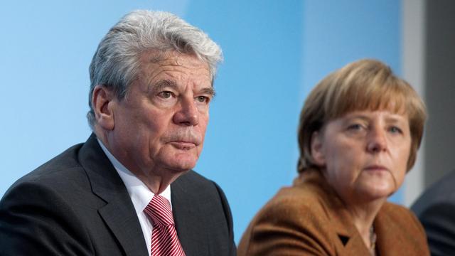 Duitse president verlaat huurwoning om buren