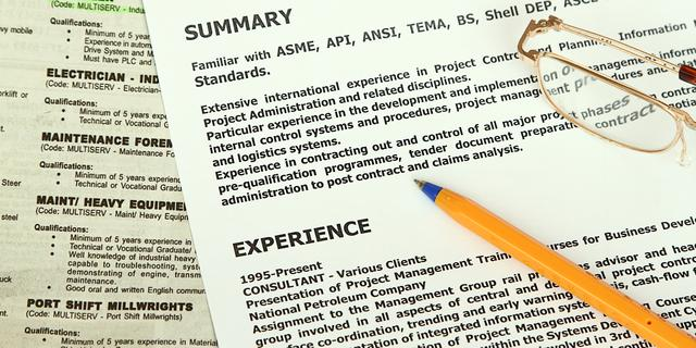 De tien meest voorkomende leugens op CV's