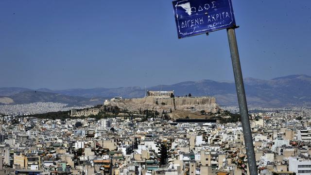Grieken hervatten gesprekken met trojka